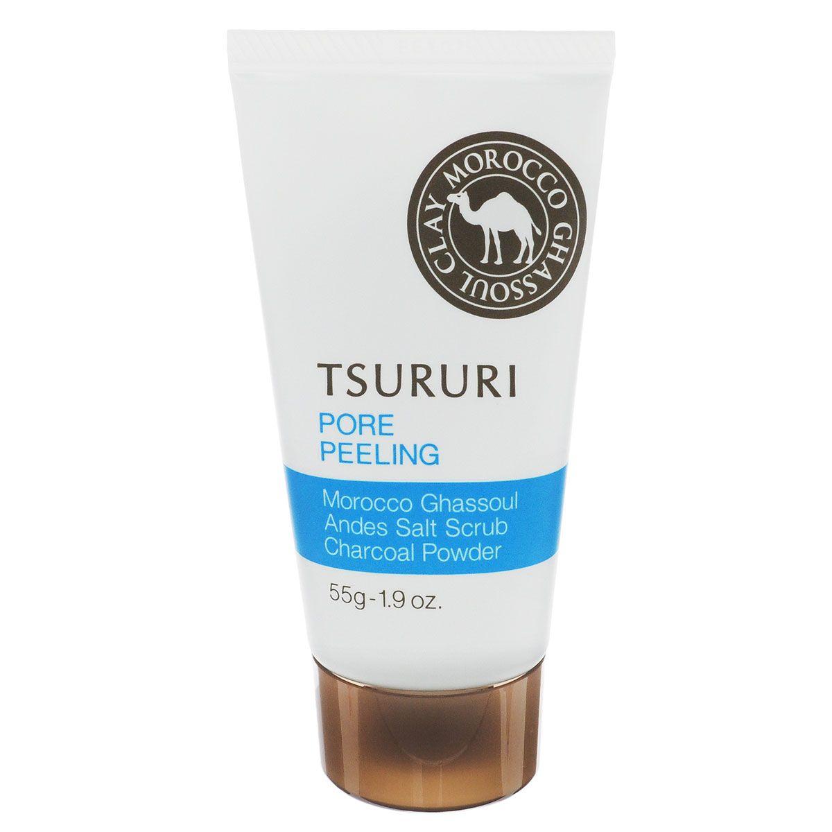 Гель скатка Tsururi против черных точек