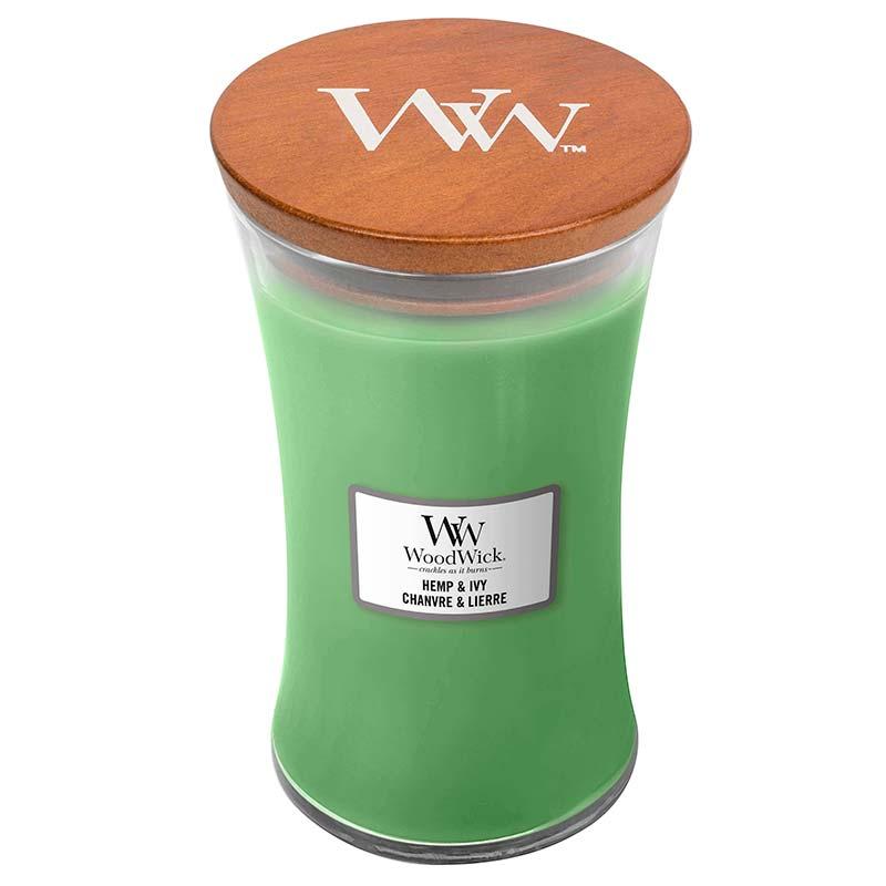 Аромасвеча Woodwick Вьющийся плющ 609,5г