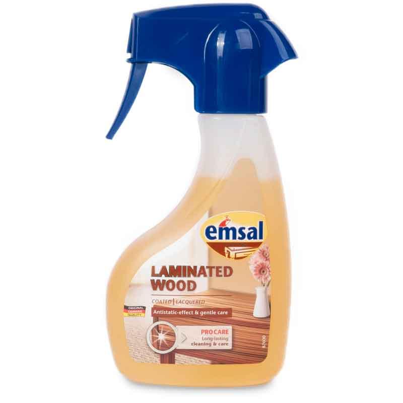 Чистящее средство лосьон Emsal для деревянных поверхностей,
