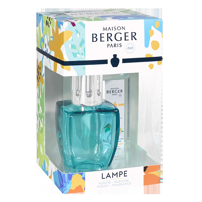 Набор лампа Maison Berger Лазурь и аромат Освежающий мандарин 250мл