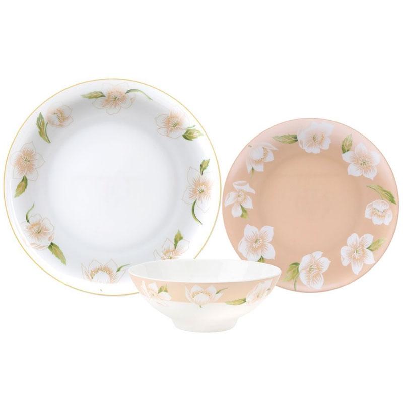 Набор столовой посуды Top Art Studio Эллебор