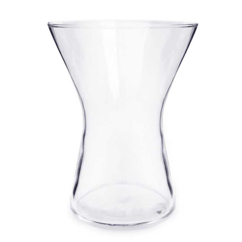 Ваза Hakbijl Glass Essentials 20x14см
