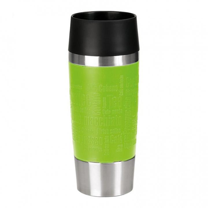 Термокружка EMSA TRAVEL MUG 360 мл, цвет зеленый