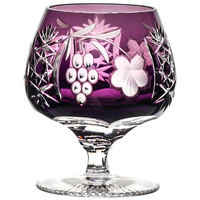 Фужер для коньяка Ajka Crystal Grape 300мл,