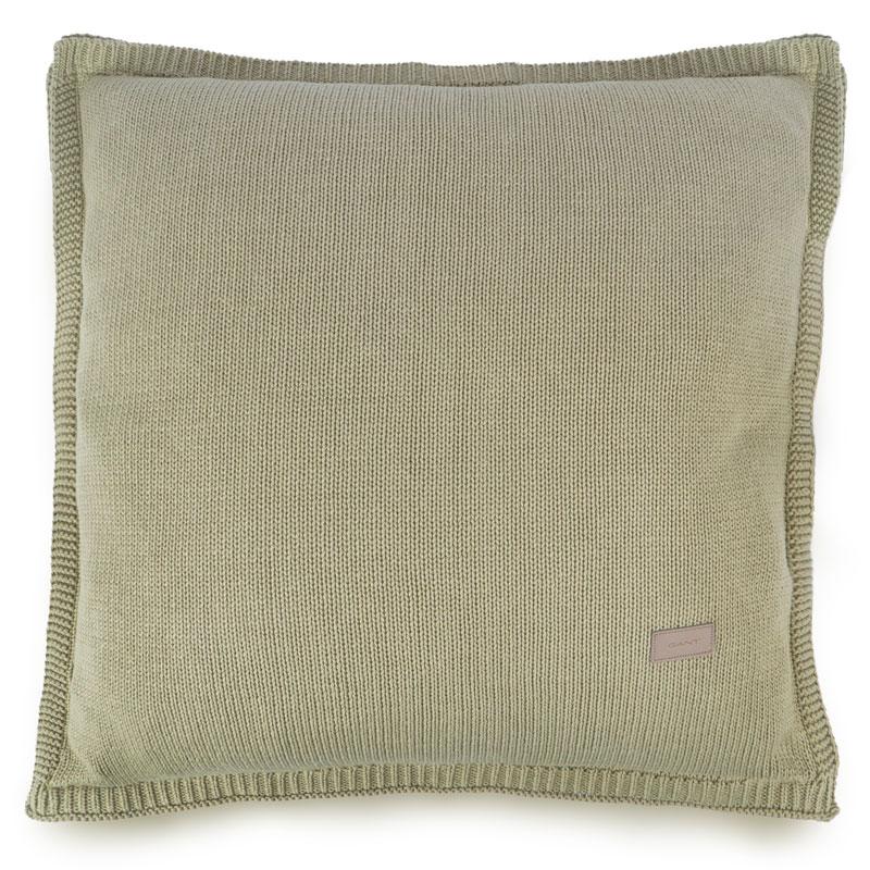 Наволочка декоративная Gant Home Jersey Knit