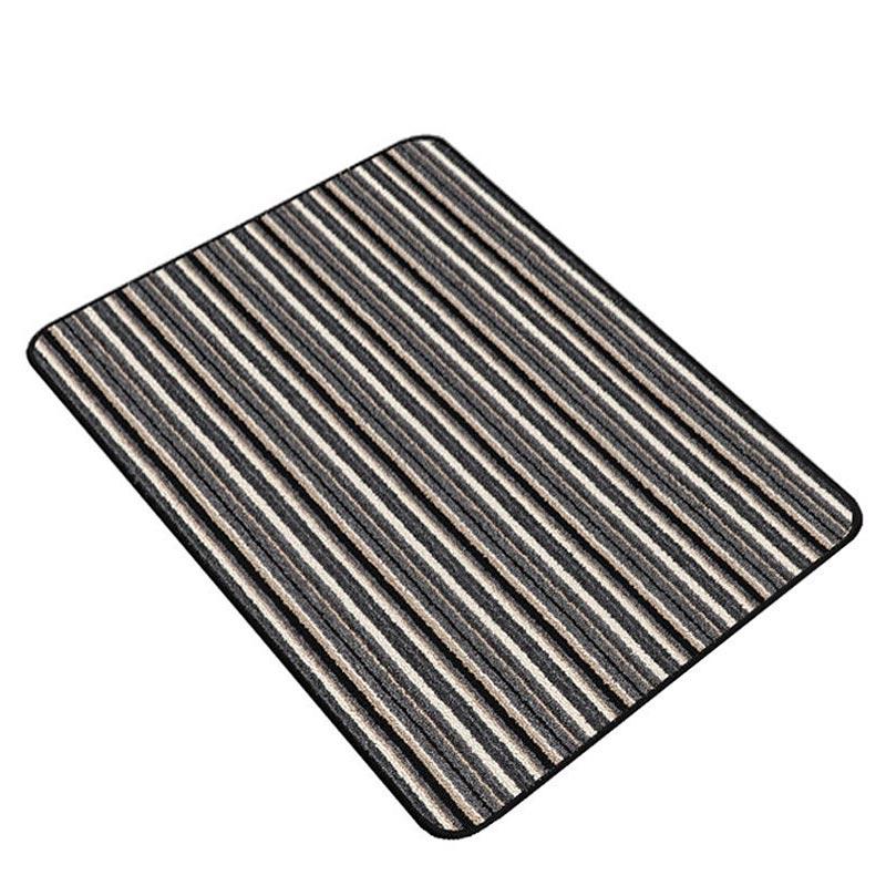 Коврик Icarpet PP Loop 90x57см, черный