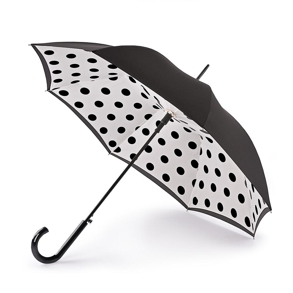 Зонт женский Fulton купол 92см, белый