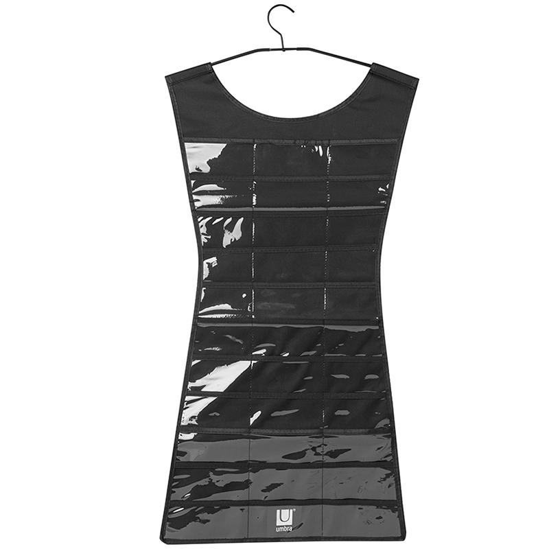 Органайзер для украшений Little dress черный