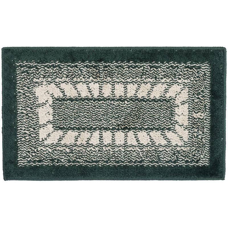 Универсальный коврик SHAHINTEX MOSAIC 45x75см, зеленый