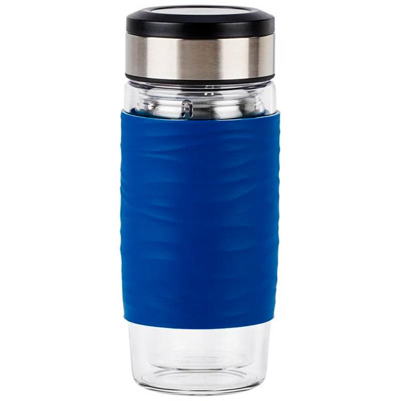 Термокружка EMSA Tea Mug, цвет синий