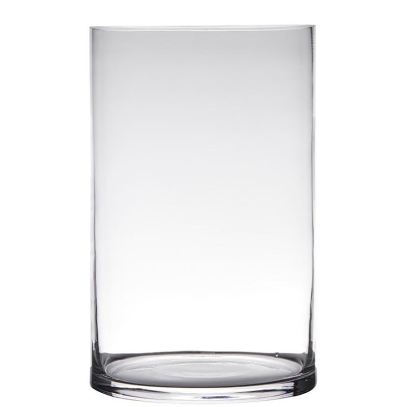 Ваза Hakbijl Glass Cylinder 25см