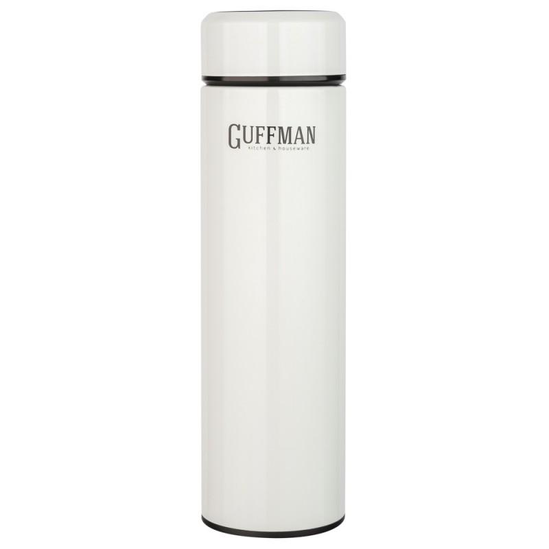 Термос Guffman Stellar 0,42л, белый